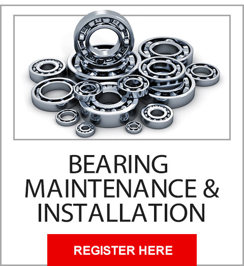 Bearing Maintenance and Installation Training