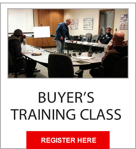 Buyer's Training Class